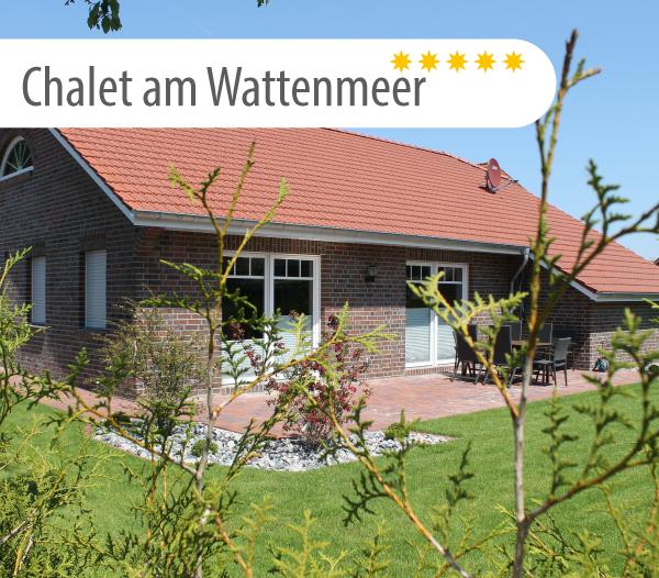 Chalet am Wattenmeer
